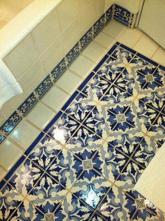 Four Seasons Resort The Biltmore Santa Barbara : amazing tile work