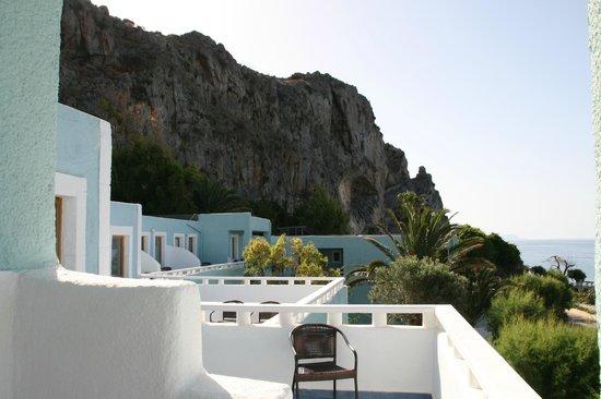 Kalypso Cretan Village: Vue de la chambre
