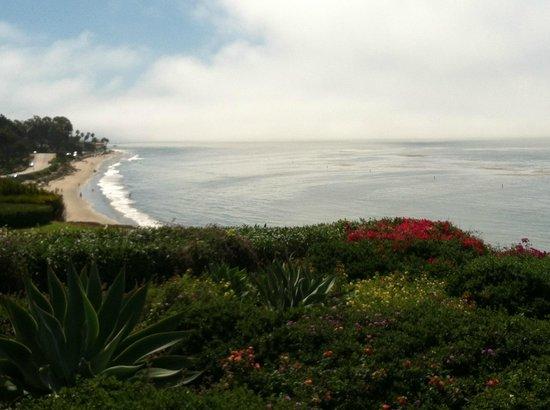 Four Seasons Resort The Biltmore Santa Barbara : View from the bluff