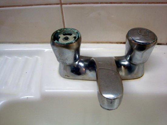 Sunset Hotel Monteverde : missing handle