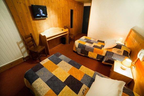 Hôtel Edelweiss : Chambre Standard