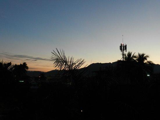 Crown Paradise Club Puerto Vallarta: Room 409 view
