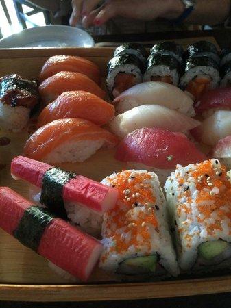 Sushi Maki: Sushi boat