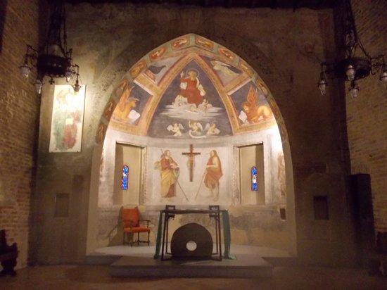 Chiesa di San Cristoforo sul Naviglio : San Cristoforo sul Naviglio - Abside