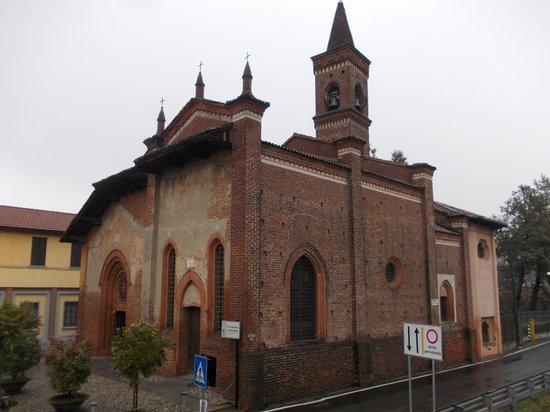 Chiesa di San Cristoforo sul Naviglio: San Cristoforo sul Naviglio - Esterno