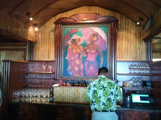 Mama's Fish House : Inside Decor