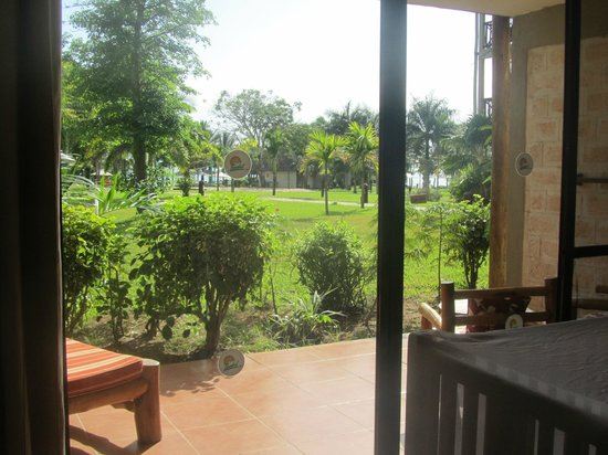 Kole Kole - Baobab Resort Diani: vista dalla camera