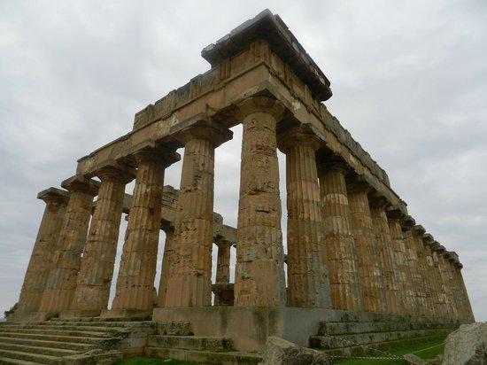 Selinunte : tempio di atena