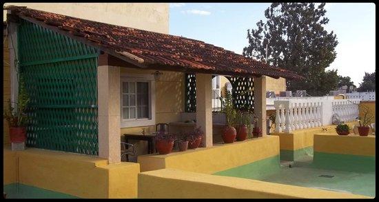 62 St. Guest House: Penthouse