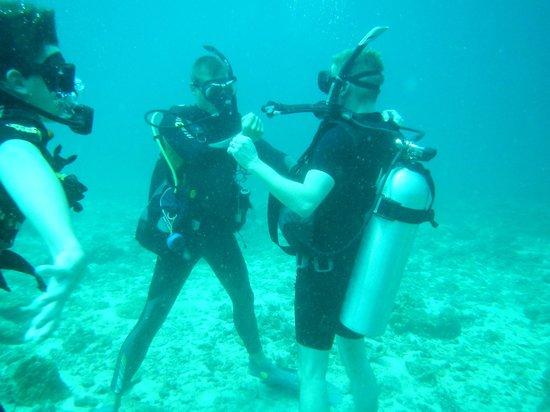 Amazing Phuket Adventures: normes de sécurité sous l'eau