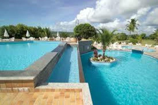 Vela Branca Grand Hotel: Piscina mágica do Resort Vela Branca
