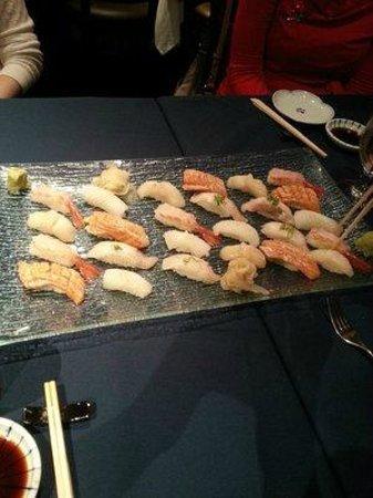 Shinbashi : sushi