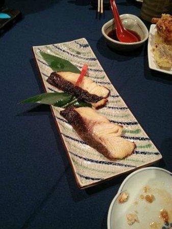 Shinbashi : miso fish