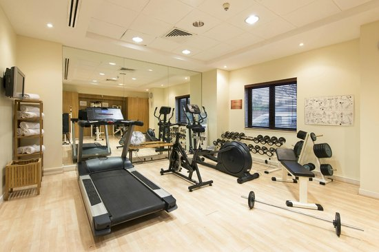 Salle De Sport Fitness Center Picture Of Holiday Inn Nice