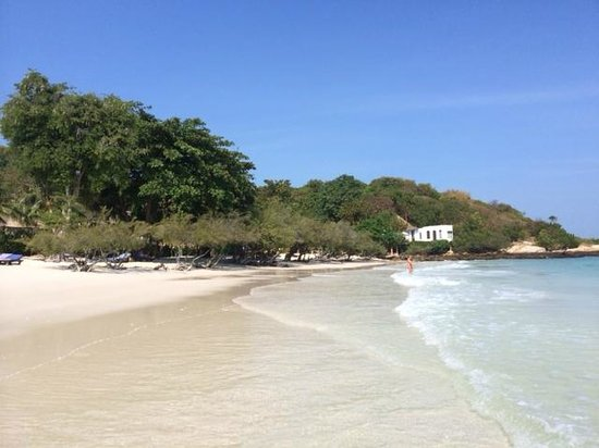 Paradee Resort & Spa Hotel : morning on the beach