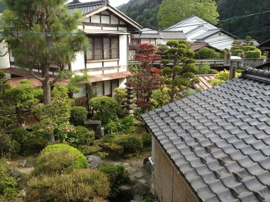 Ryokan Fujioto: View from our Room