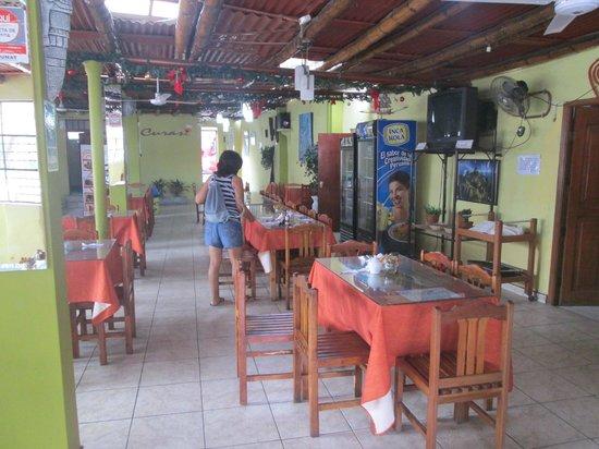 Hotel Restaurant Curasi : Curasi Restaurant