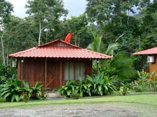 Hotel Rancho Cerro Azul: cabinas