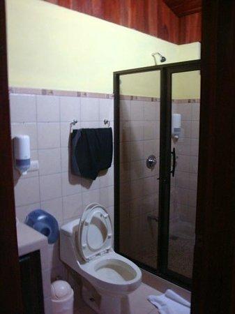 Hotel Rancho Cerro Azul : bath