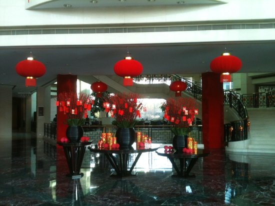 DoubleTree by Hilton Shanghai-Pudong: Lobby