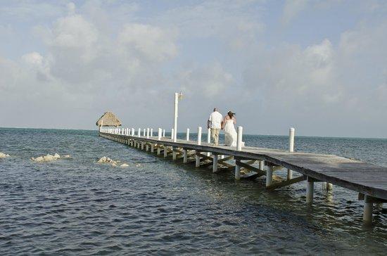 Pelican Reef Villas Resort: The Pier