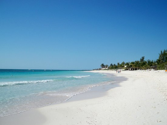 Catalonia Royal Tulum Beach & Spa Resort: gorgeous beach