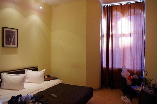 Stony Island Hotel: в номере