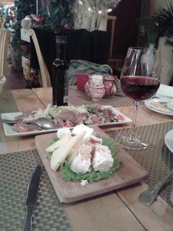 Lorenzo & Kakalamba: Ресторан