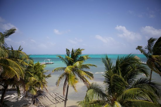 Pelican Reef Villas Resort: View from our Room