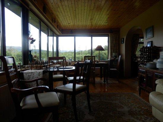 Blackstones House: la sala da pranzo