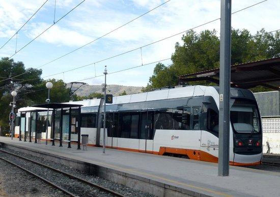 Tranvía de Alicante: Alicante Benidorm Tram