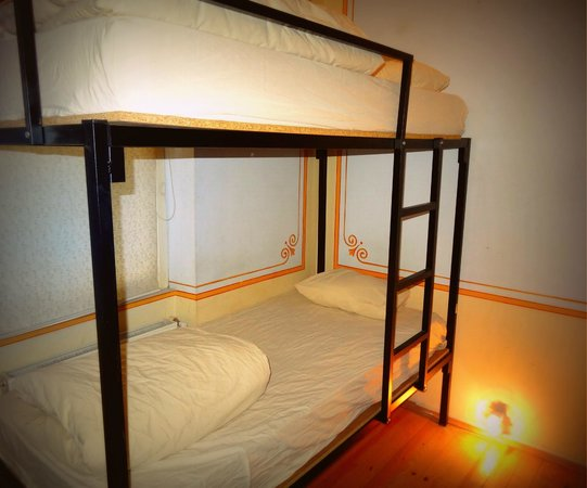 Galata West Hostel : 4-bed dorm room