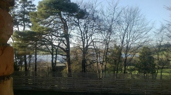Fermanagh Self Catering: The stunning view