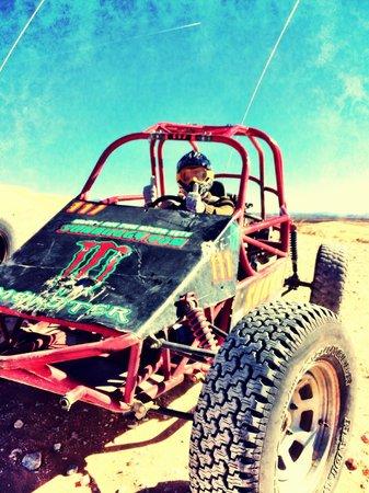 Sun Buggy & ATV Fun Rentals: During a break, ready for more