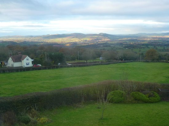 Angel House Bed & Breakfast: View from Angel House - fab