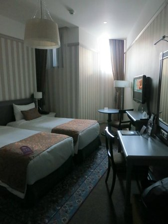 Mercure Arbat Moscow : My first room