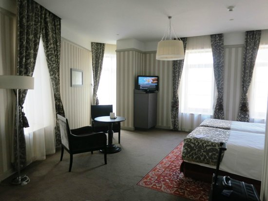 Mercure Arbat Moscow: My subsequent room