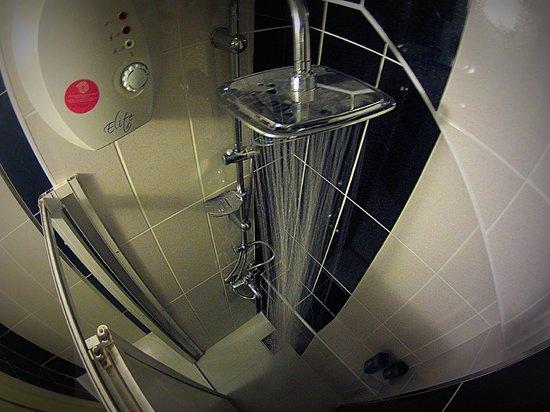 Galata West Hostel : Bathroom