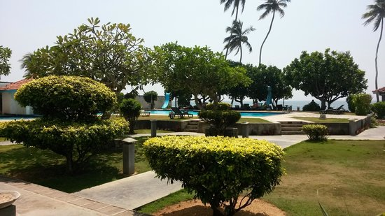 Hotel Lanka Supercorals: 10-1-2014