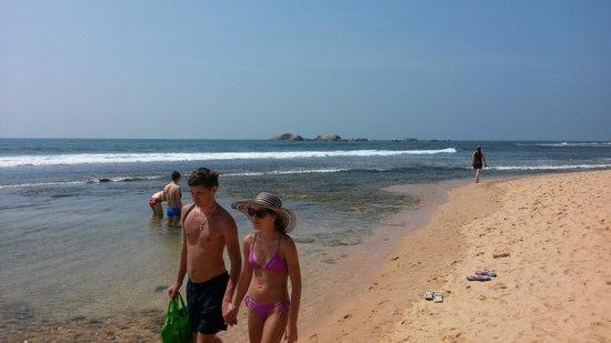 Hotel Lanka Supercorals: 10-01-2014