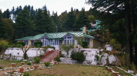 Mukteshwar Inspection Bungalow