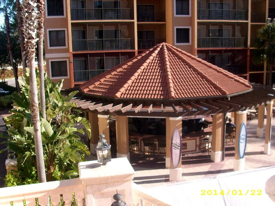 Westgate Lakes Resort & Spa: The Tiki Bar