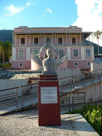"""Museu Historico e Geografico : Mansão""""Villa Junqueira"""""""