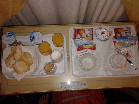 Alla Corte Rossa : Breakfast for 2 persons