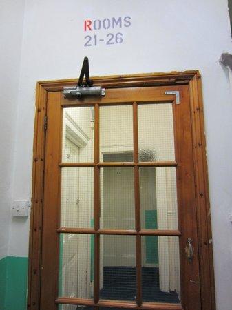 West Two London: Door