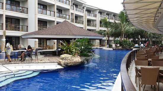 Henann Lagoon Resort: swimming pool
