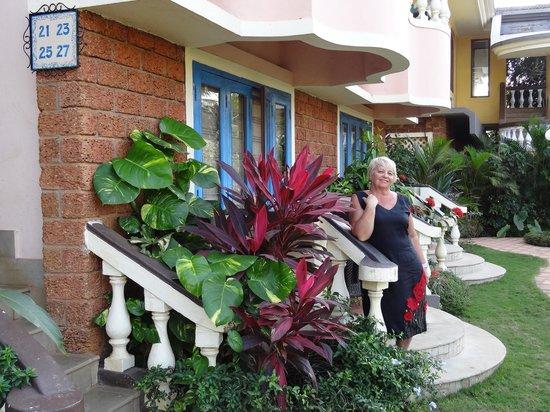 Coconut Grove: У нашего домика