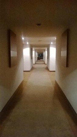 Hotel Finisterre: Pasillo