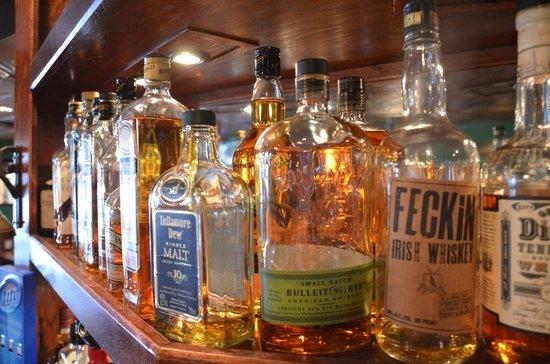 Mulligans Pub: Ahhh, a bevy of golden brew