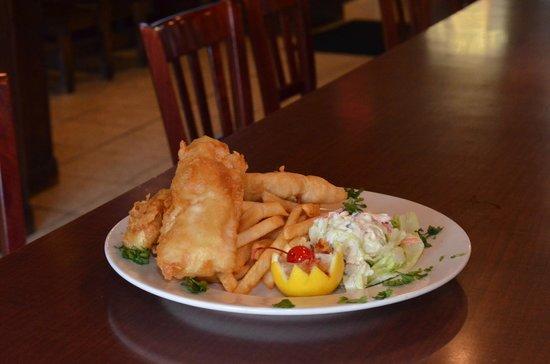 Mulligans Pub: Classic Fish & Chips